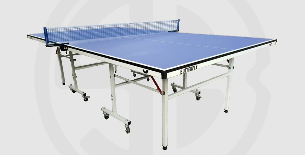 Butterfly Table Tennis Table, Indoor 19mm, High Copy