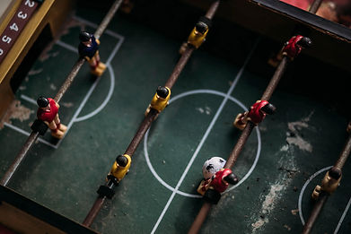 Action Ball, Foosball Table