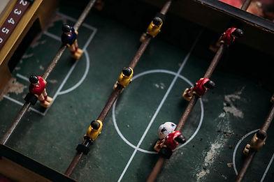 Action Ball, Foosball Table
