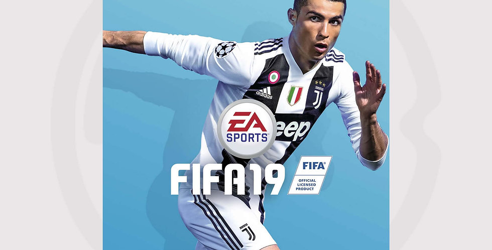 FIFA 19 For Xbox One, standard Edition, cover