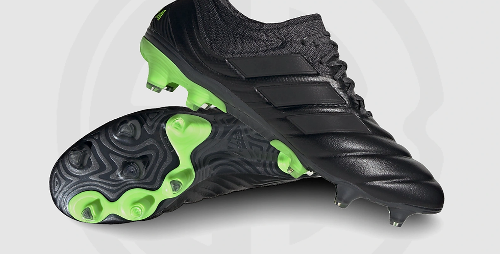 adidas Soccer Boots Copa 20.1 FG - Black