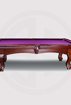 Mr. President Pool Table Made of Beech Wood, Egyptian industry