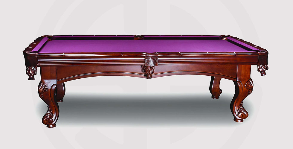 Mr. President Pool Table 8ft made of beech wood