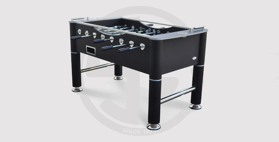Foosball table in a fashionable design for the whole family - 6,500 EGP