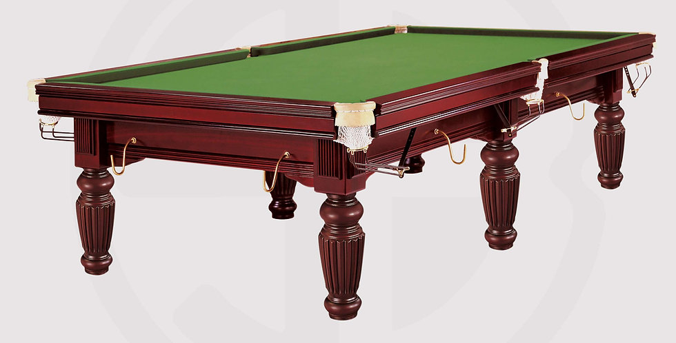 CORINTHIAN 9ft or 10ft Snooker Table-  Made in China