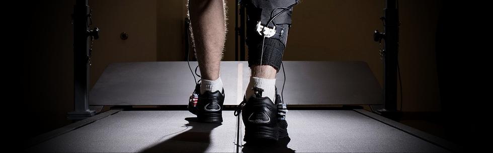 Using ultrasound to help people walk aga