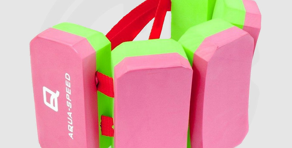 Aqua-Speed Children's Flotation Belt - Pink