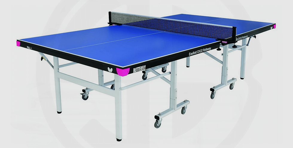Butterfly Easifold Indoor Table Tennis Table 19mm