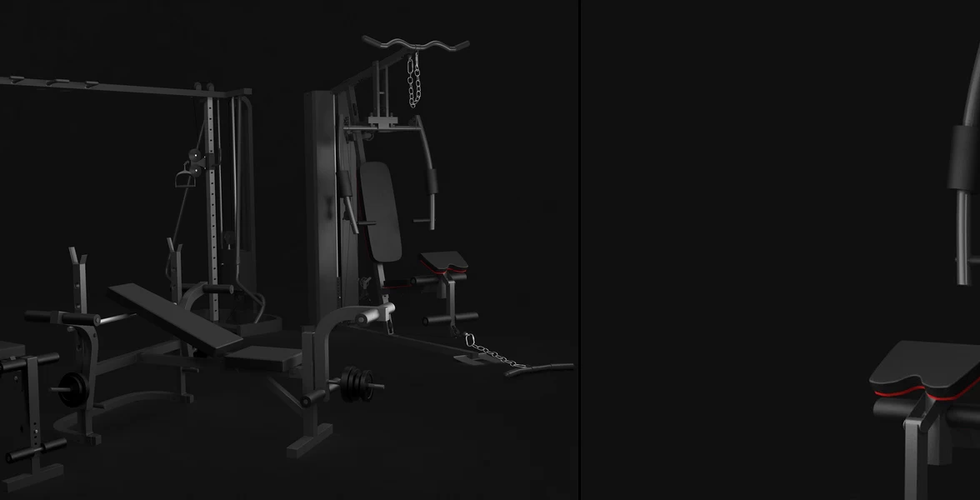Home Gym Equipment Egypt