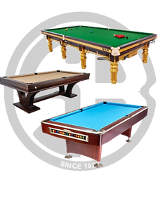 Billiard Tables, Accessories & Service