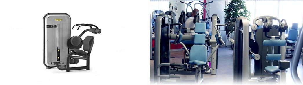 Torso Body Equipment, Technogym Machine