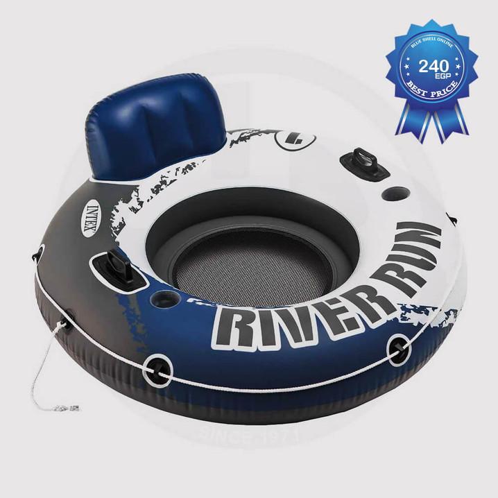 Intex Inflatable Blue River Run Pool Tube.
