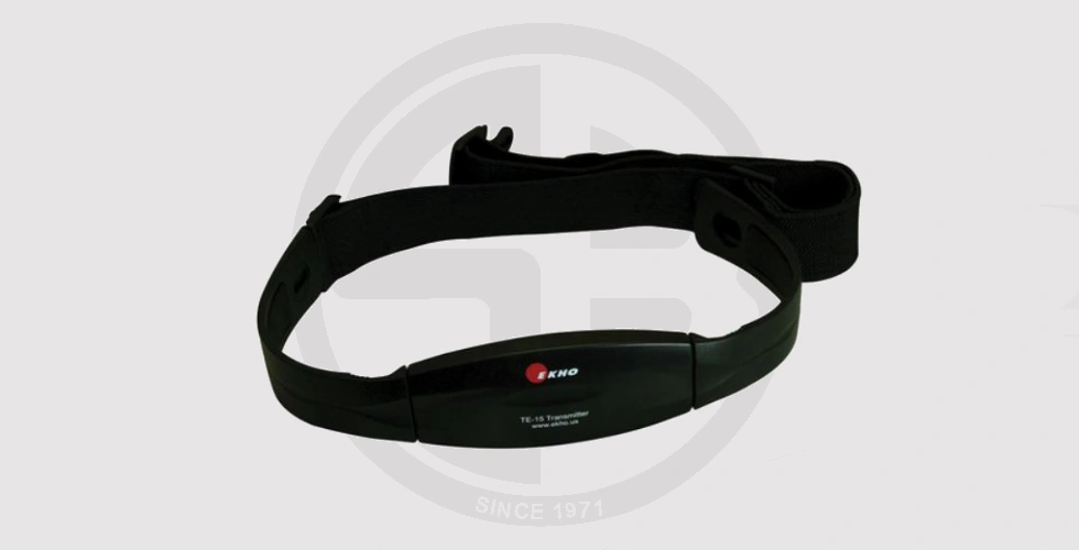 Heart Rate Monitor, Transmitter with Elastic Strap - 1,350 EGP