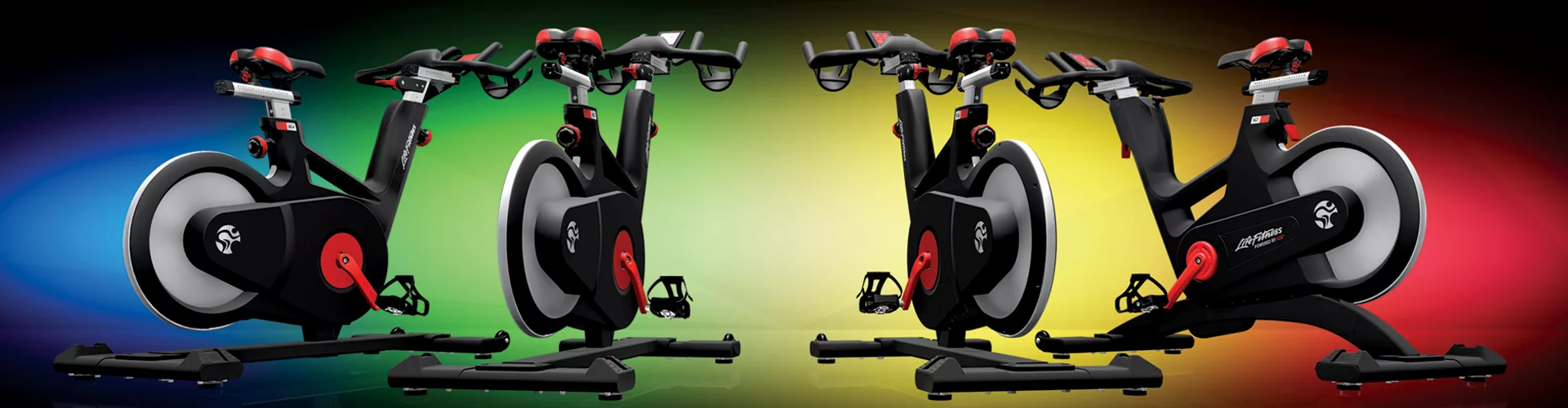 Spin Bikes - Life Fitness