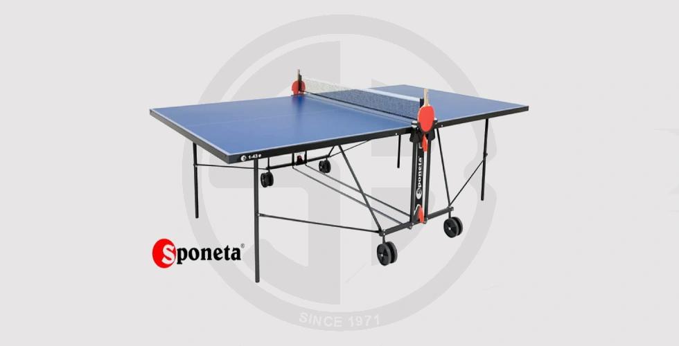 Sponeta Table Tennis Table Outdoor - S1 - 9,950 EGP