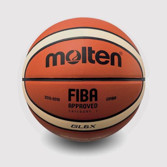 Molten GL7 Basketball Standard Official, Size 7