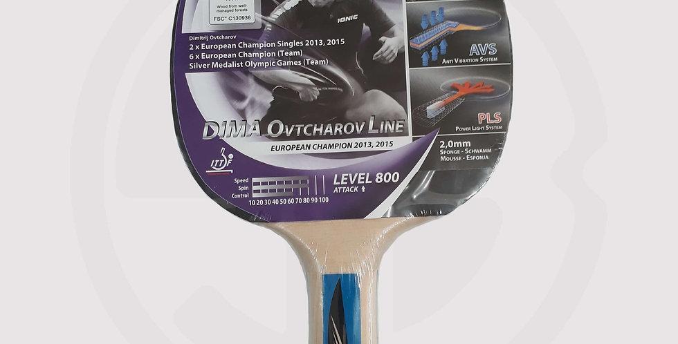Donic Schildkröt Ovtcharov 800 - table tennis bat