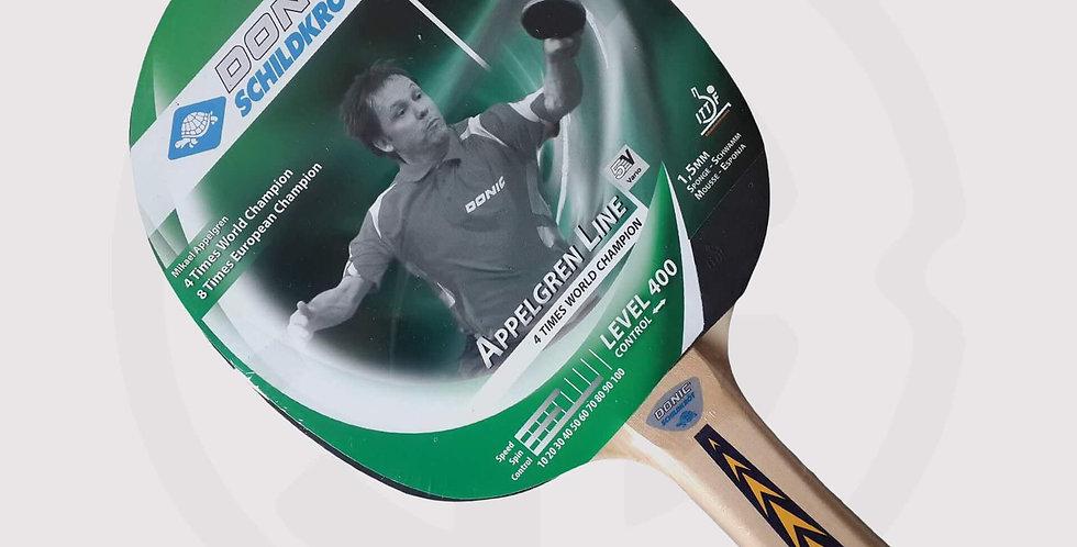 Donic Appelgren 400 Table Tennis Racket ITTF Approved