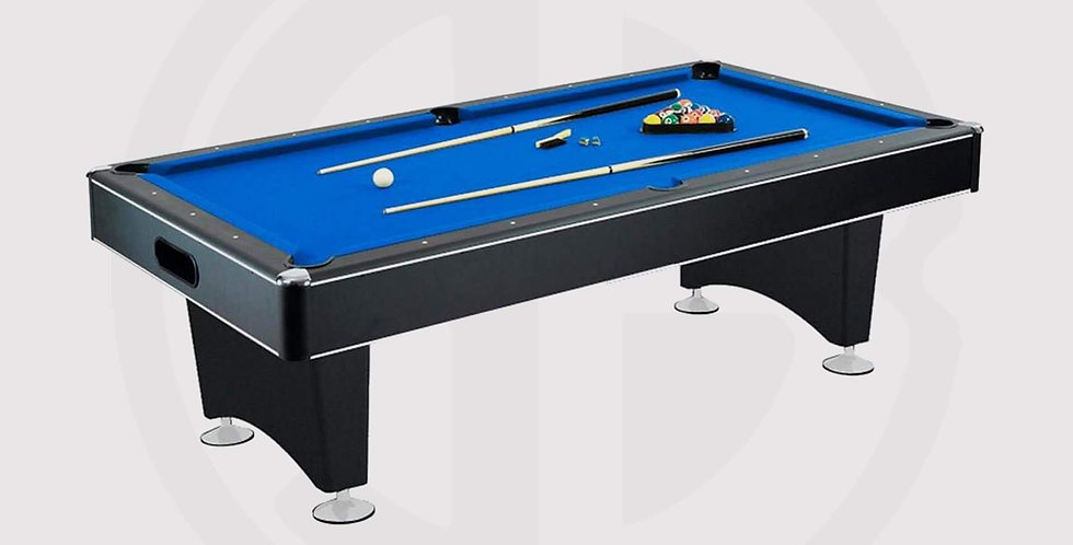 Pool Table 8-ft Hustler by Hathaway. Made in Chaina
