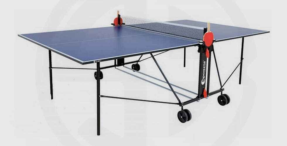 Sponeta Table Tennis Table S1-43i Indoor - Made in Germany