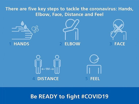 Know the Facts About Coronavirus (COVID-19)