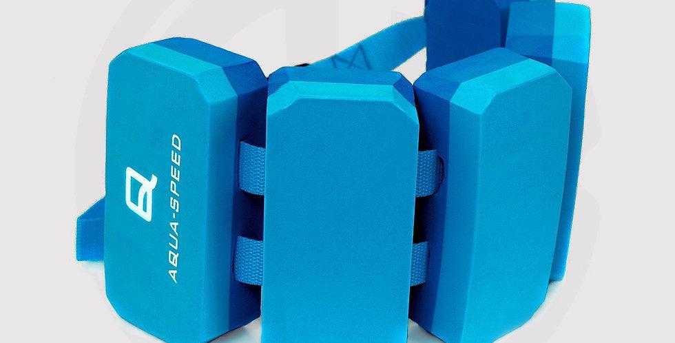 Aqua-Speed Children's Flotation Belt - Blue