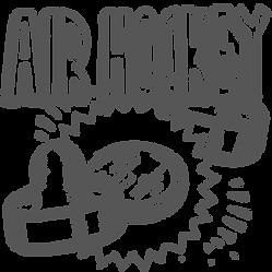 air-hockey-sketch-vector-clipart
