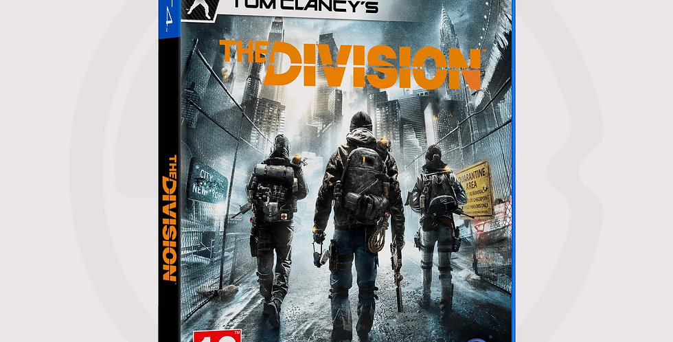 The Dark Zone on PS4, official PlayStation