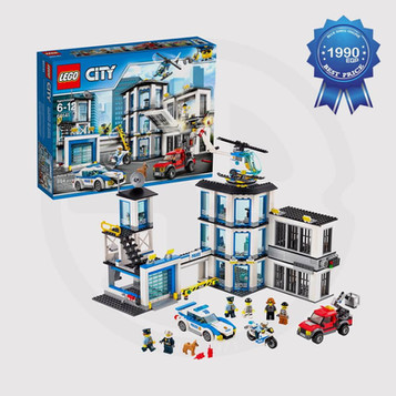 LEGO City, Police Station Building Set.