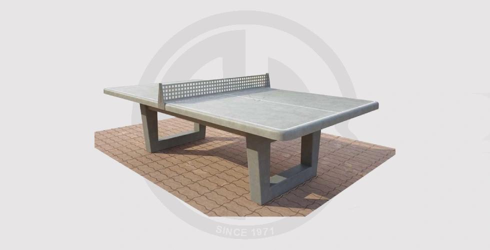 Concrete Stone Ping Pong Tables - 45,000 EGP