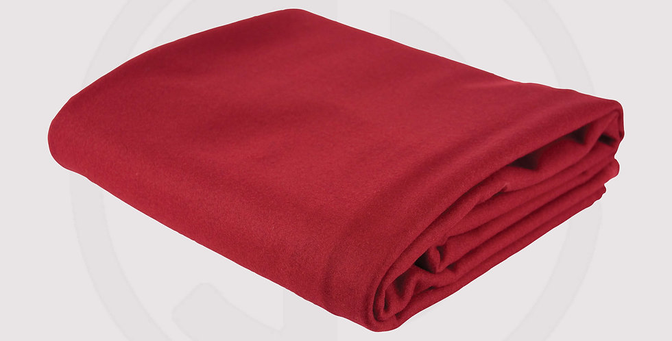 Pool Table Felt and Cloth SIMONIS 860 - Red