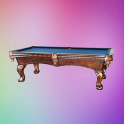 Mr. President Pool Table Made of Beech Wood