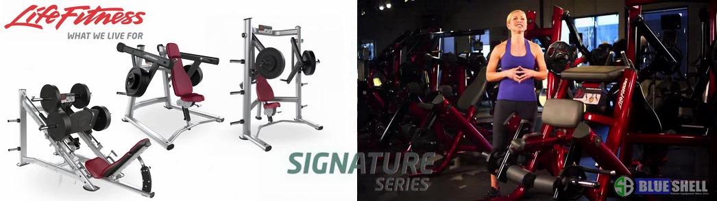 Life Fitness Gym Equipment