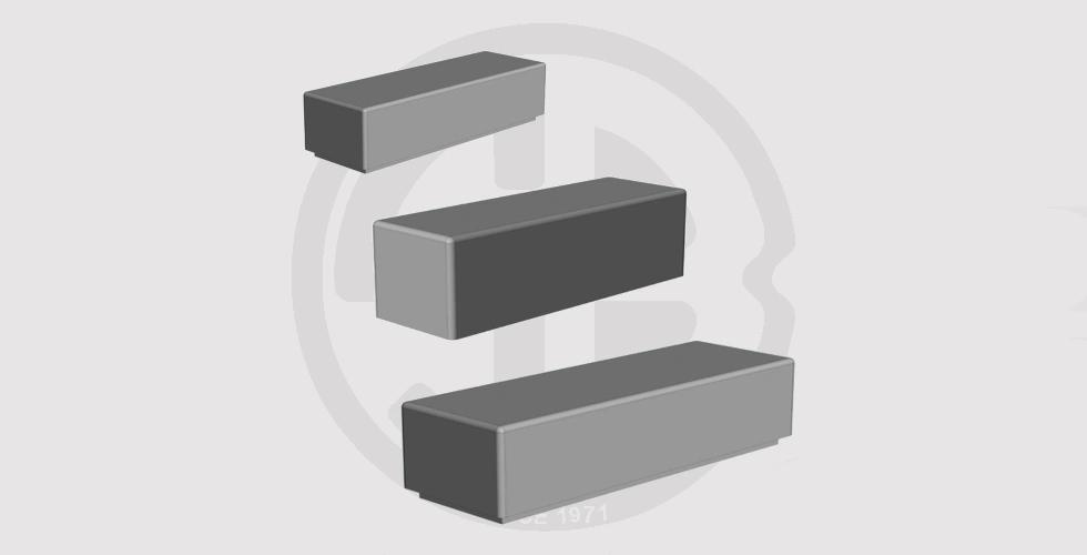 Core Rectangular Seating Block