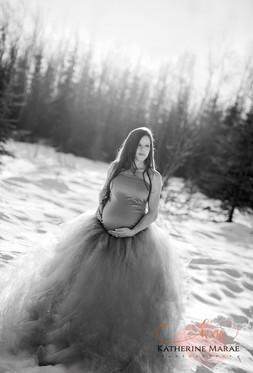 big lake maternity photographer