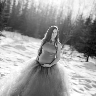 girdwood maternity photographer