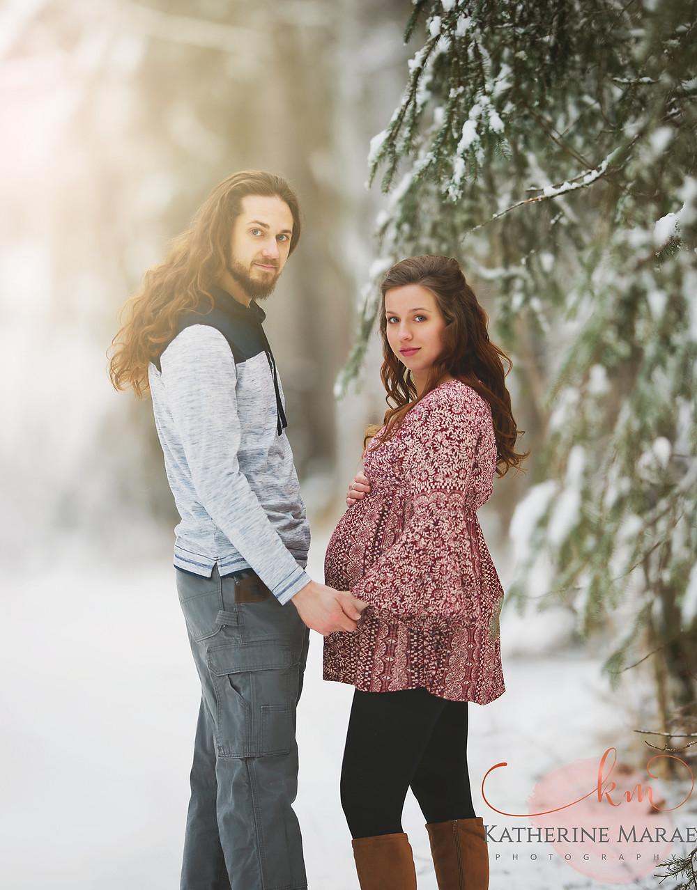 maternity photographer anchorage alaska