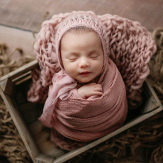 anchorage alaska newborn photography