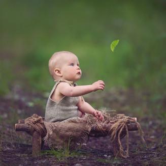 baby newborn photography willow alaska