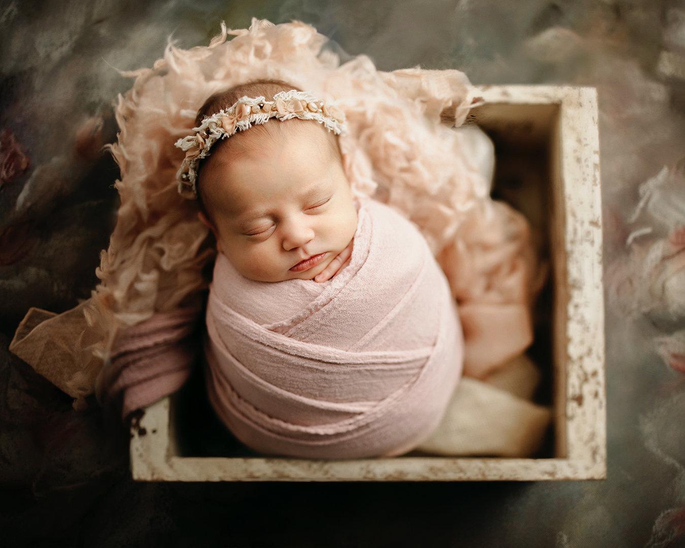 The Complete Newborn Session