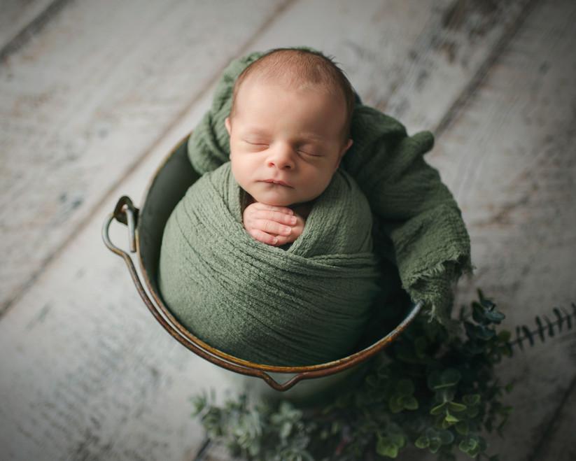 best newborn photography anchorage