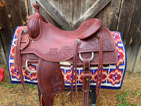 "New 16 1/4"" Don Rich cowhorse"