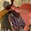 "Thumbnail: 15 3/4"" Don Rich cowhorse saddle"