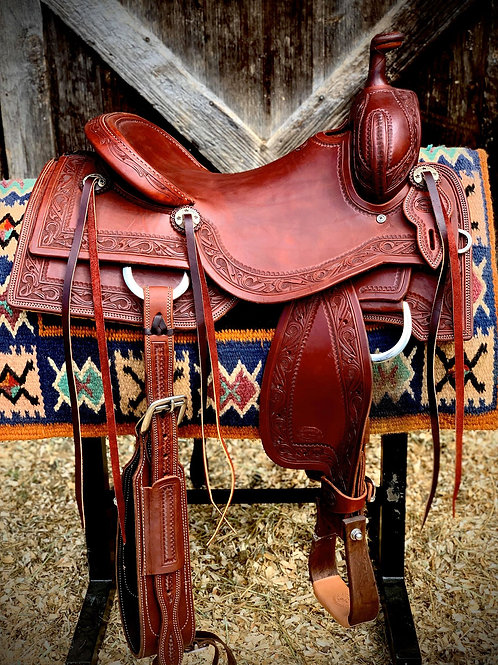 """16"""" New Don Rich Ranch Cutter"""
