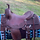 "Thumbnail: New 15 3/4"" Don Rich Ranch Cutter Saddle"