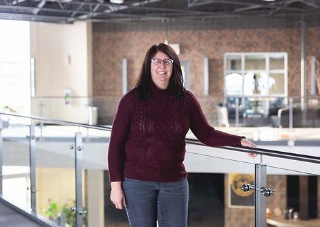 Pam Friesen from Emmanuel Evangelical Free Church in Steinbach Manitoba