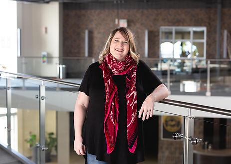 Natasha Friesen from Emmanuel Evangelical Free Church in Steinbach Manitoba