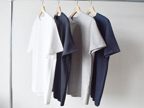 Season off:シルク加工Tシャツ