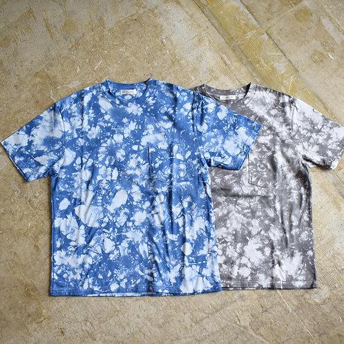 Season off:籠染めTシャツ