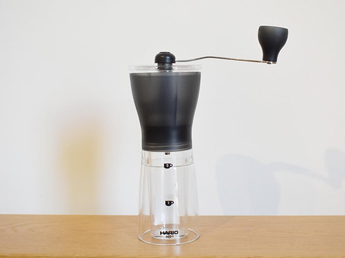 HARIO:コーヒーミル・セラミックスリム